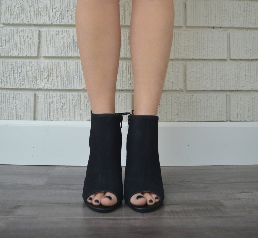 Brooklyn Heel - Black