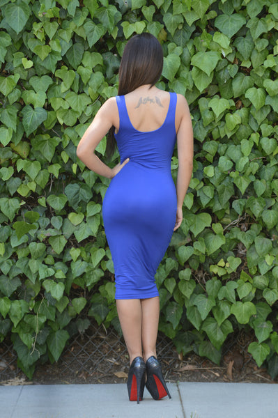 Kay Dress - Royal
