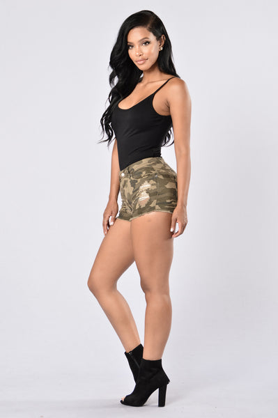 All Summer Shorts - Camo