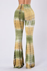 Ring My Bell Pants - Olive