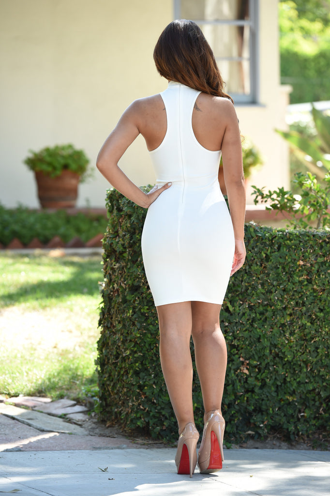 Oracle Dress - Ivory
