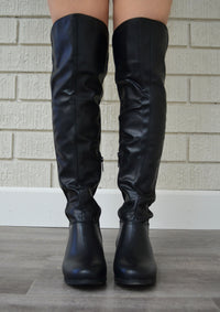 Groundbreaking Boot - Black