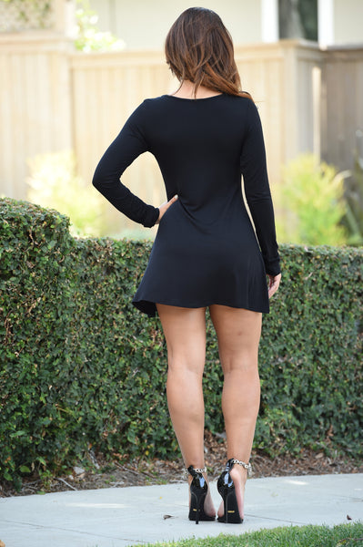 Kimberlee Dress - Black