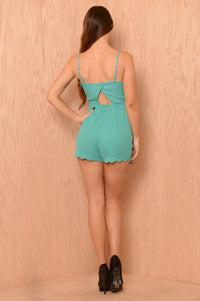 Raise the Roof Romper - Jade Angle 2