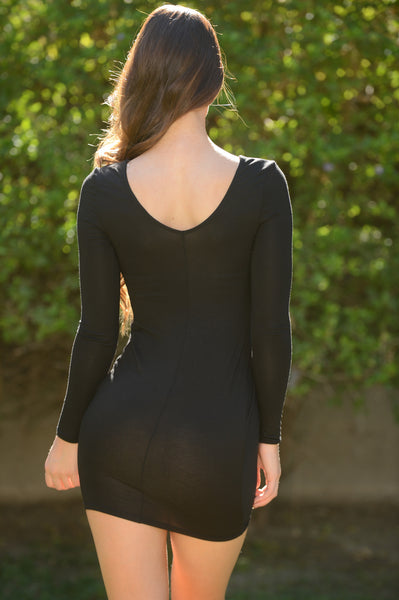 Kaylee Dress - Black