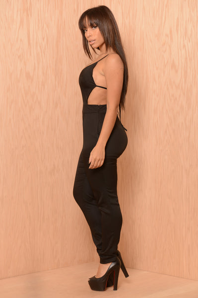 Miley Jumpsuit - Black
