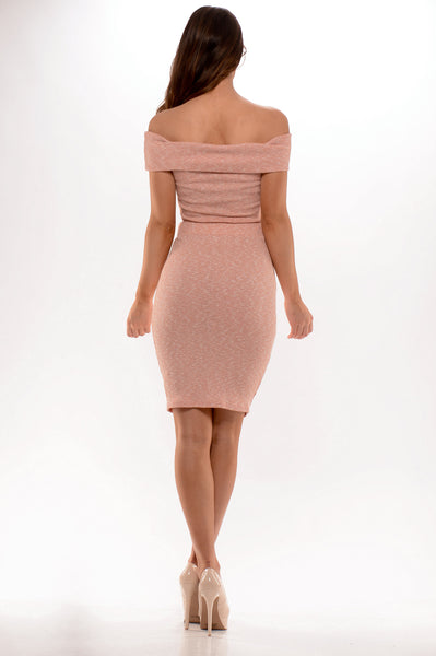Jocelyn Skirt - Peach