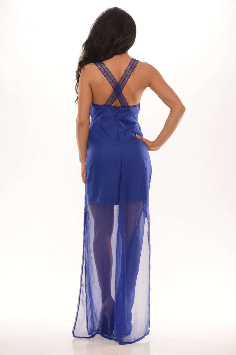 Tonight Maxi - Blue (Under the black as a variant)