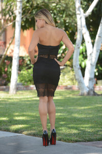 Juliet Dress - Black