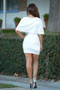 Cape of Capricorn Dress - Off White