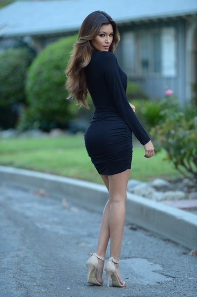 Haley Dress - Black
