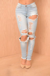 Ragamuffin Jeans - Light Angle 5