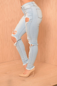 Ragamuffin Jeans - Light Angle 9
