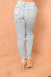 Ragamuffin Jeans - Light Angle 8