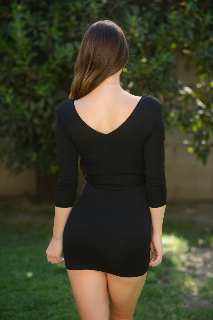 Shenel Dress - Black