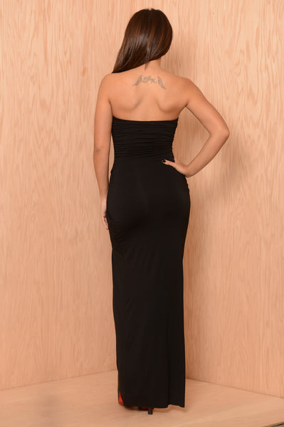 Deity Dress - Black