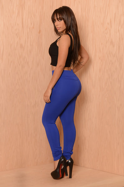High Road Pants - Royal