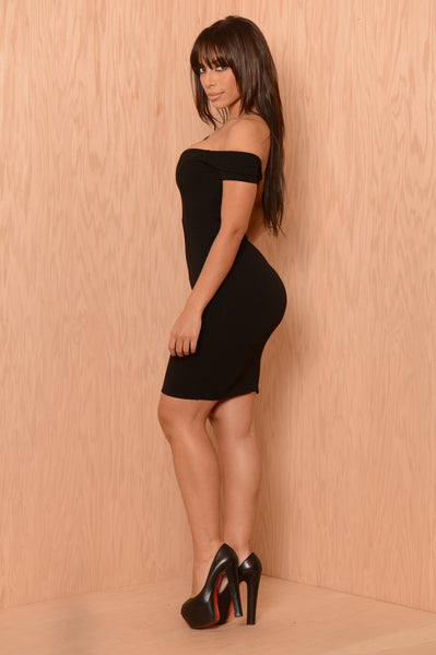 Erin Dress - Black