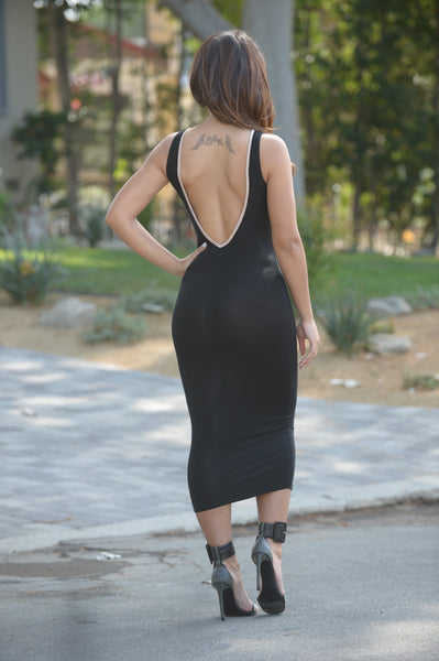 Breyna Dress - Black