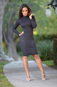 Sally Dress - Black