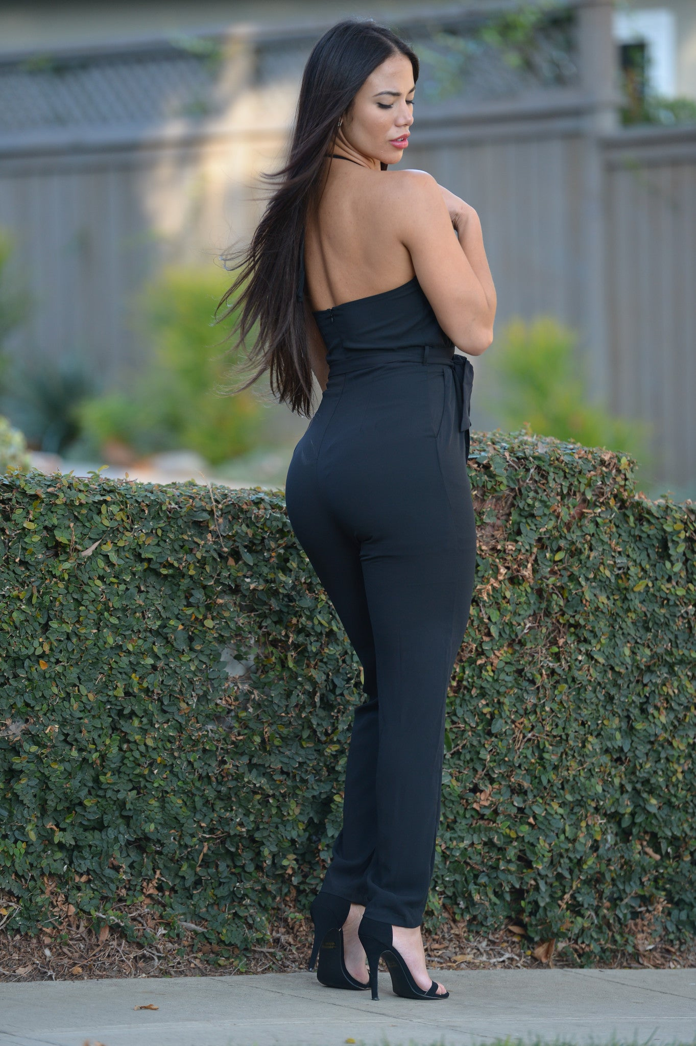 c6dbadedc3a Maybelline Jumpsuit - Black
