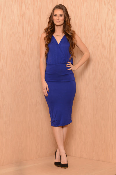 Meghan Dress - Royal