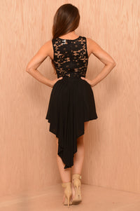 Carolina Dress - Black