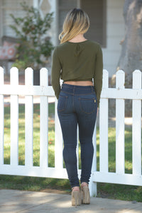 Executioner Top - Olive
