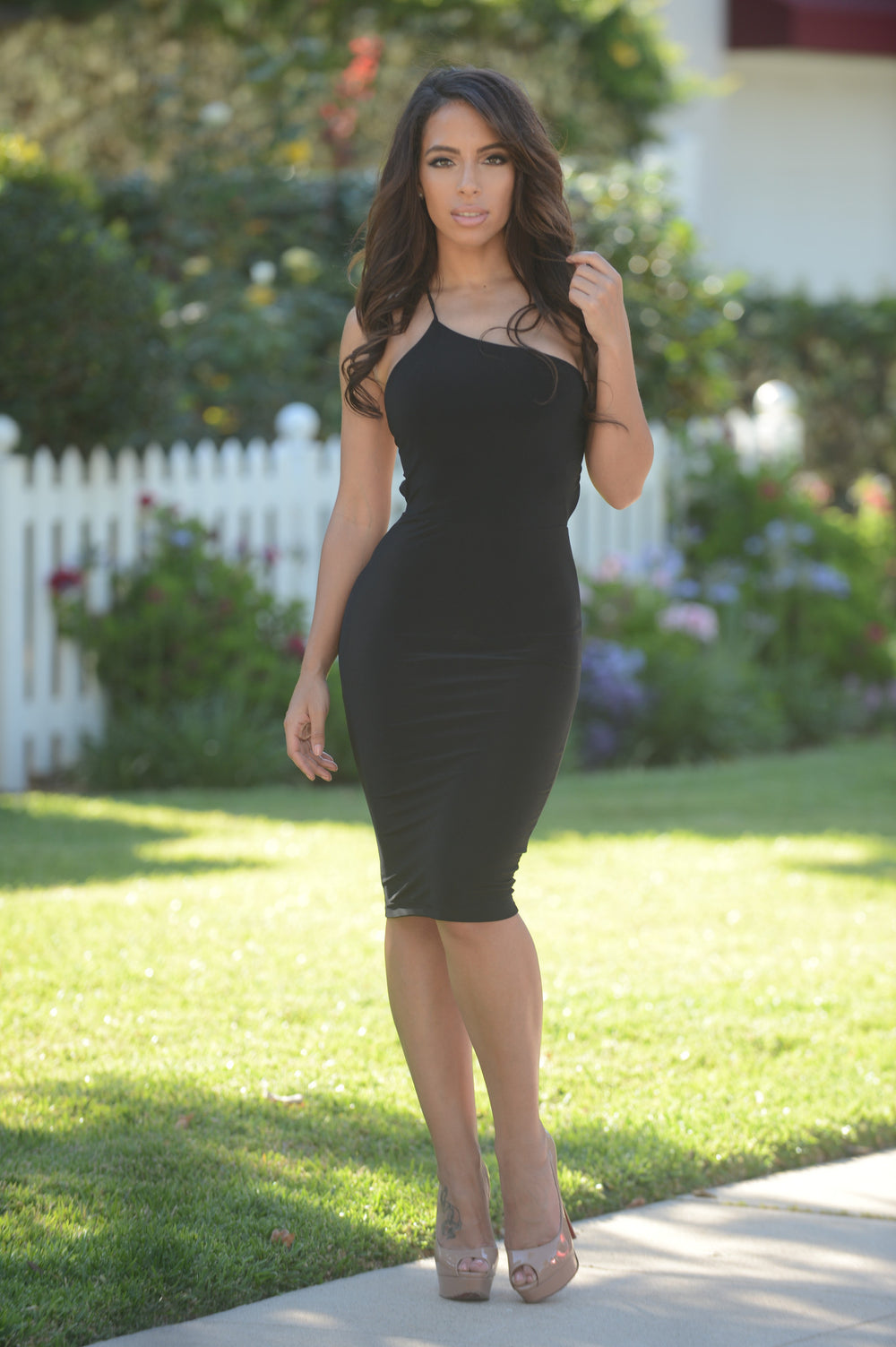 Nikki Dress - Black