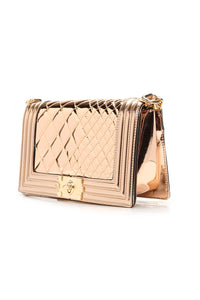 One Of The Boys Bag - Rose Gold
