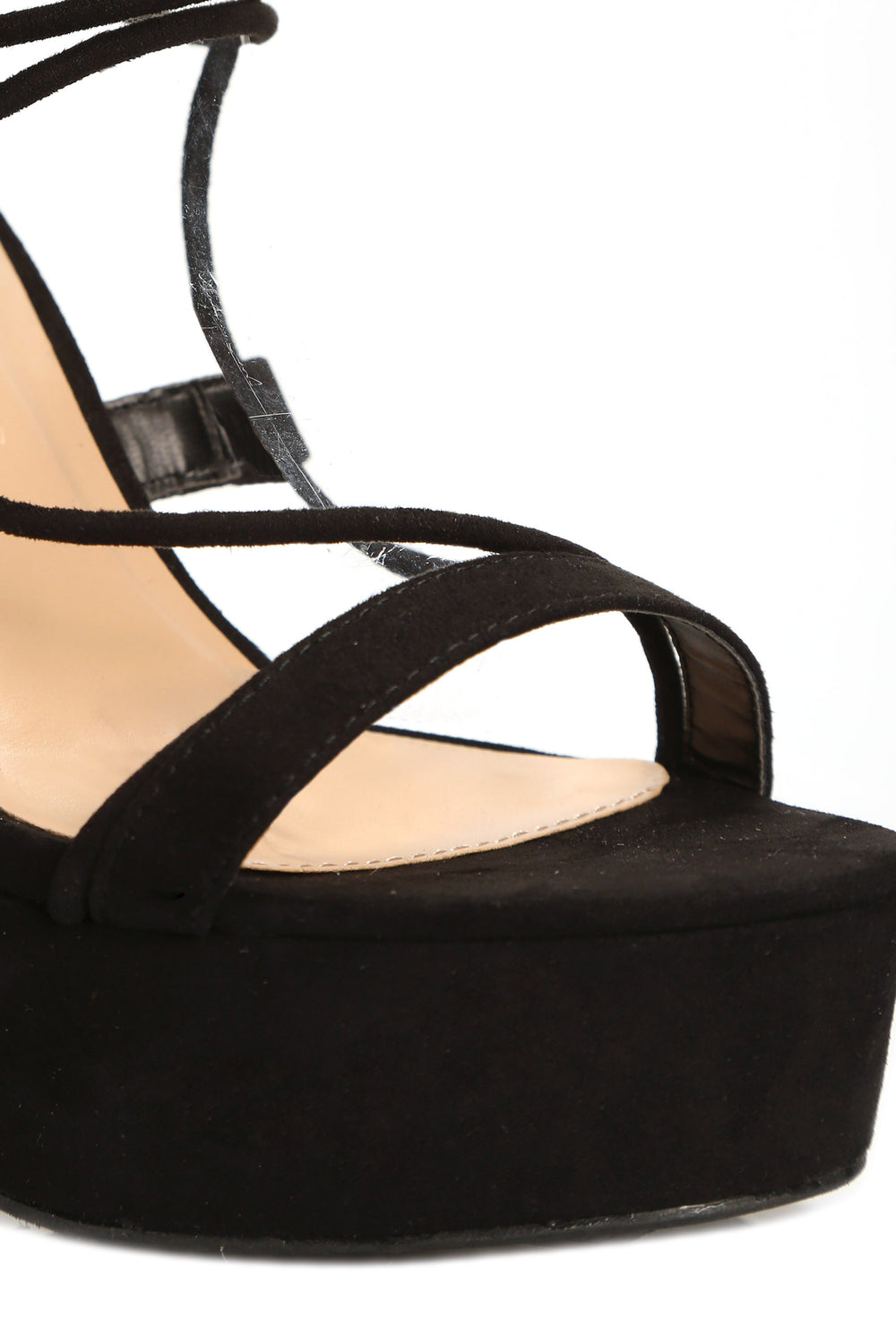 Give Me A Break Heel - Black