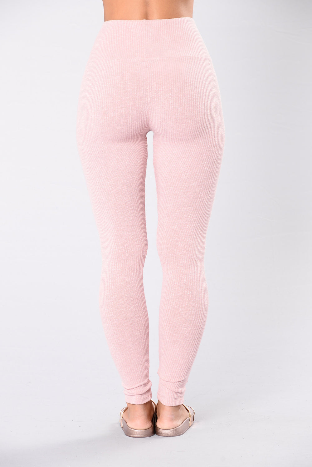 Eruption Leggings - Blush