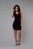 Mariquita Dress - Black