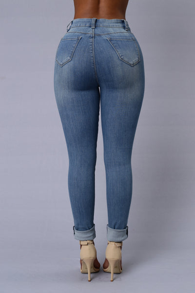Campbell Jeans - Light