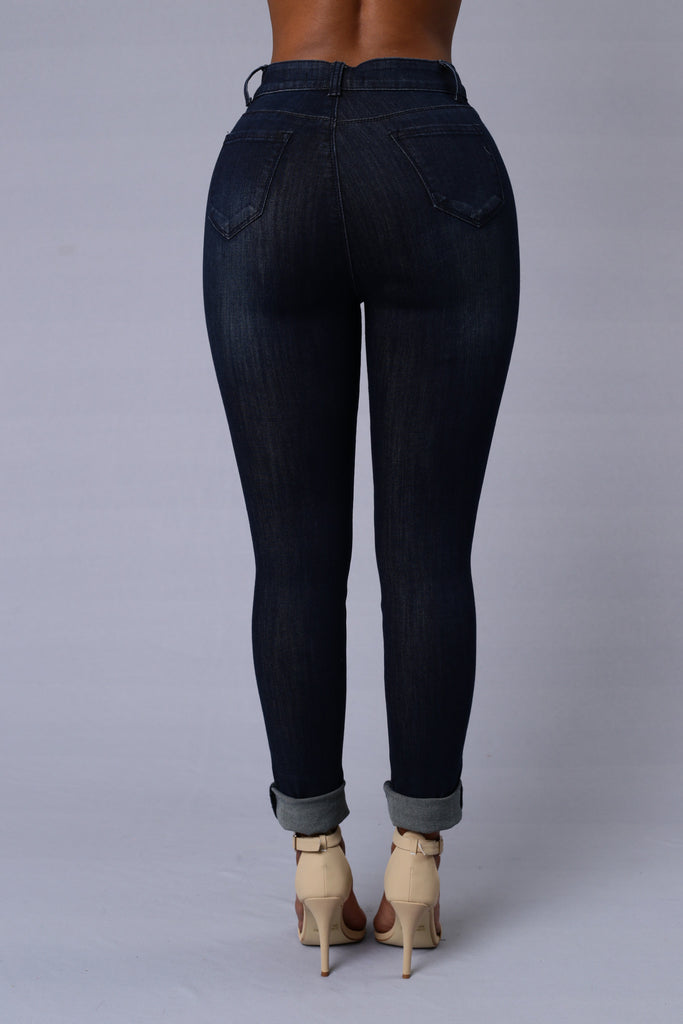 Campbell Jeans - Dark Blue