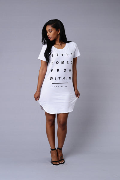 Style Comes From Within Tee