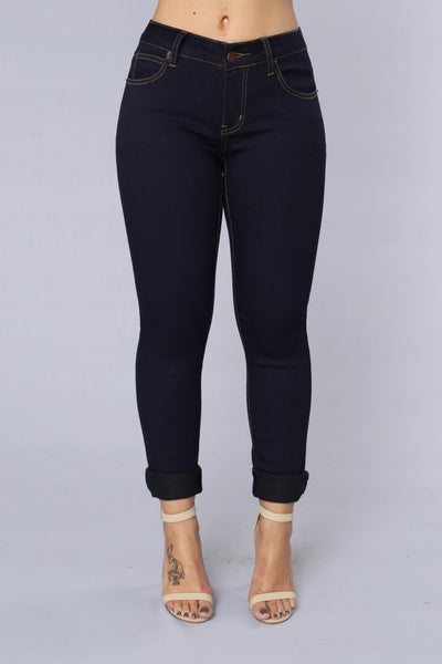 Total Package Jeans - Indigo