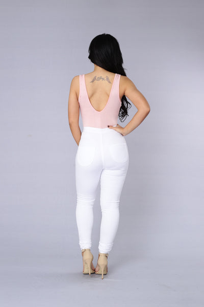 Antidote Bodysuit - Blush