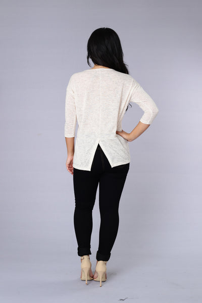 Annex Top - Taupe