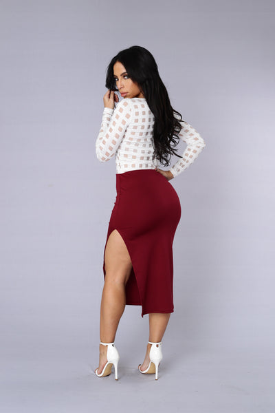 Grown Woman Skirt