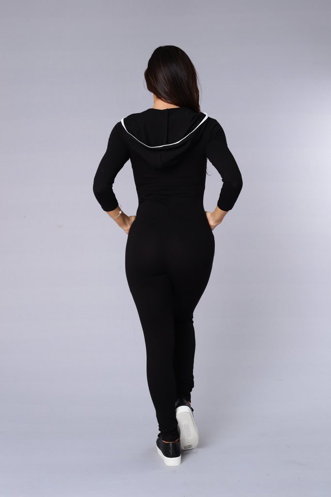Ellen Jumpsuit - Black