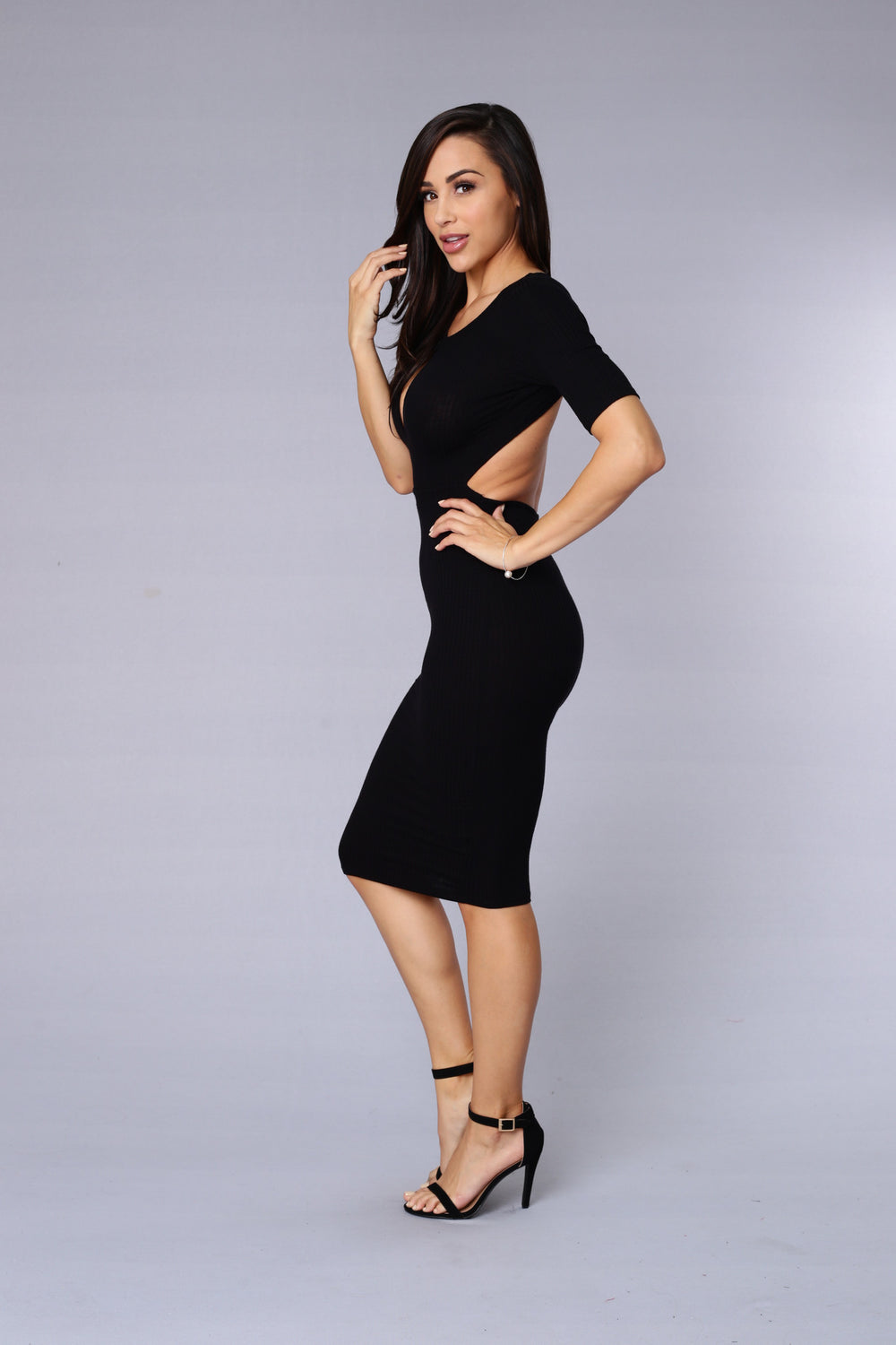 Outback Dress - Black