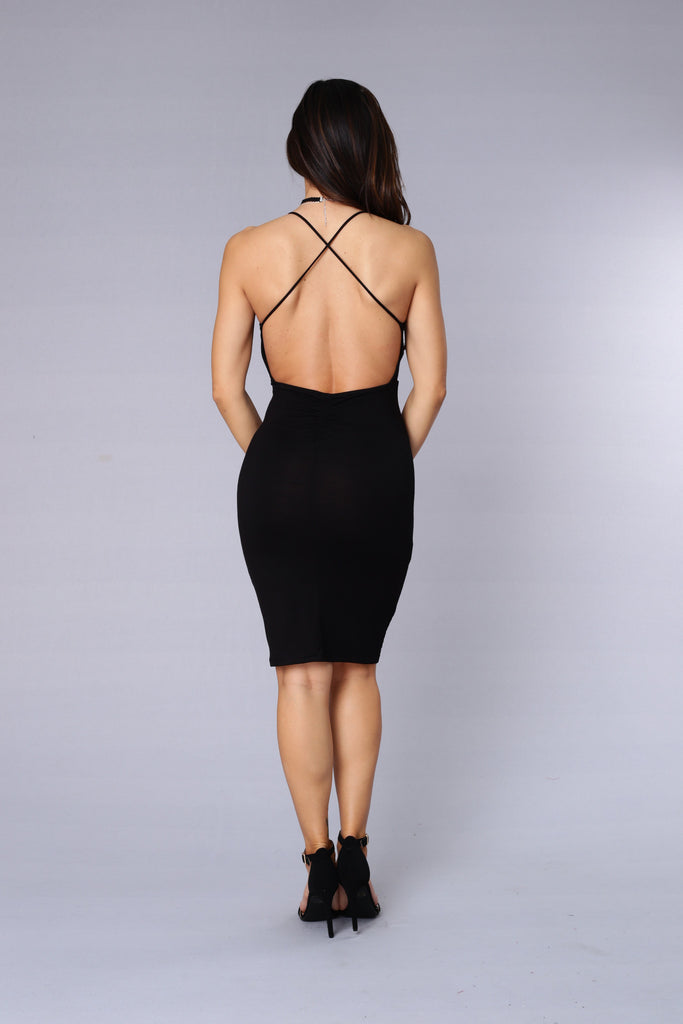 Canela Dress - Black