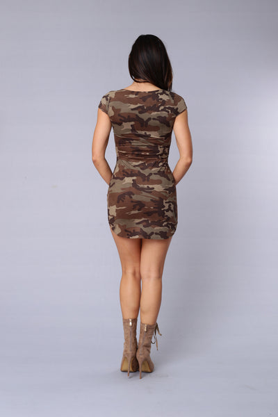 War Cry Dress