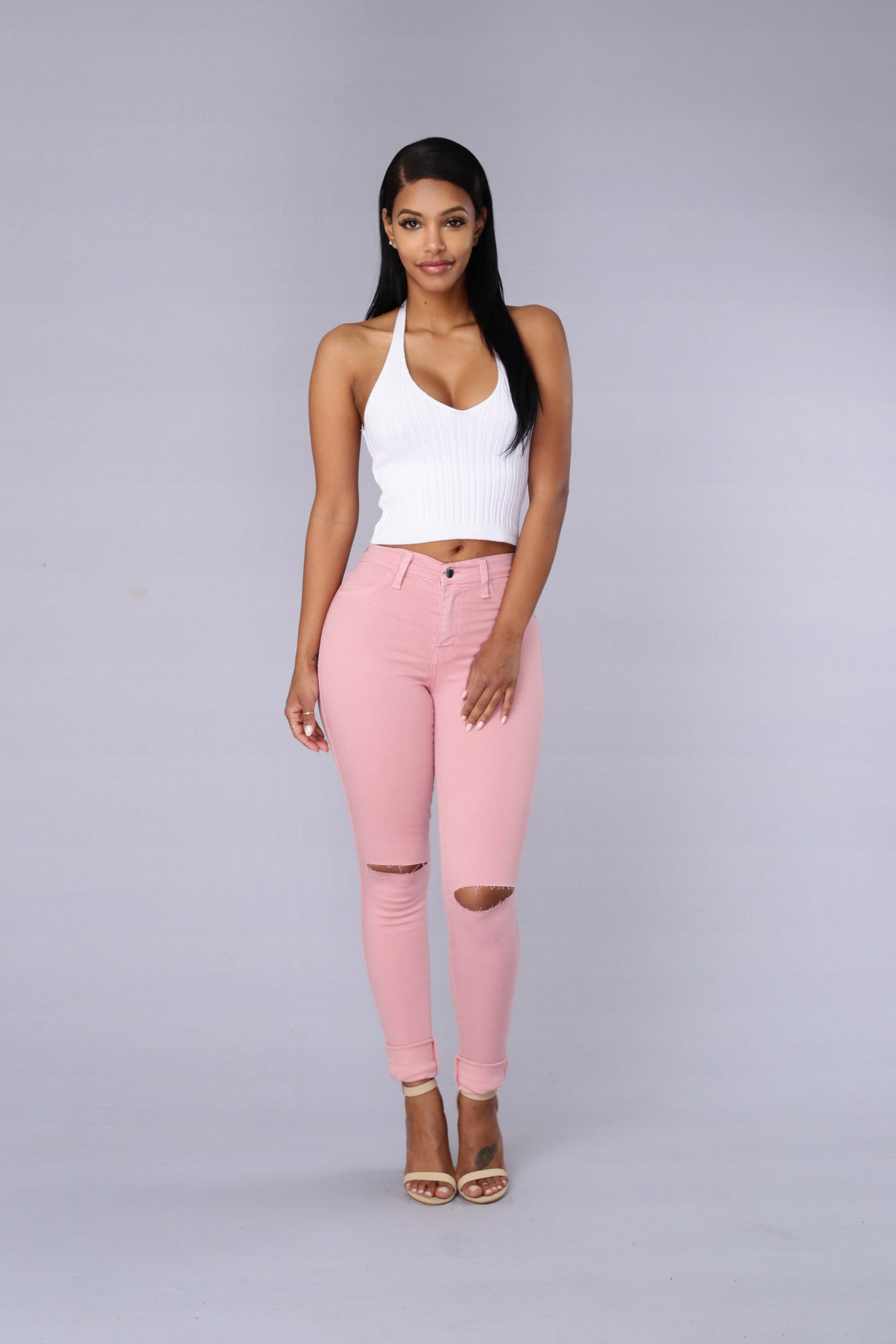 Canopy Jeans - Rose f8cdd60ab