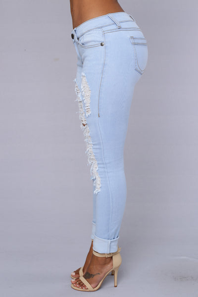 Shock Value Jeans
