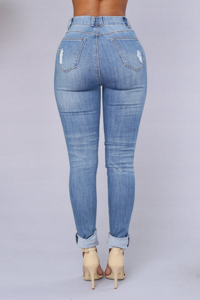 Off Shore Jeans - Light Blue