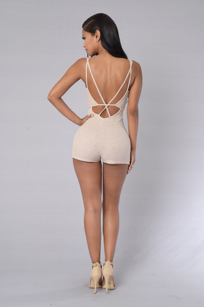 Morning Grace Romper