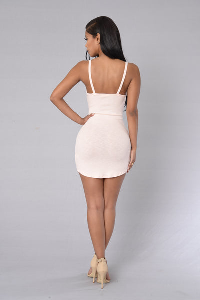Trust Dress - Light Pink