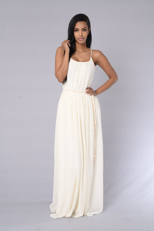 Aphrodite Dress - Ivory